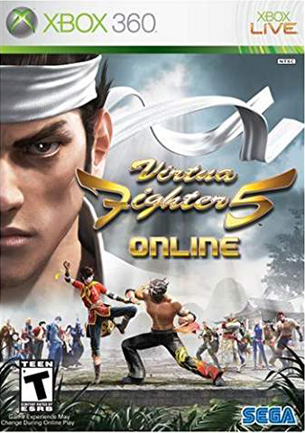 Virtua Fighter 5: Online