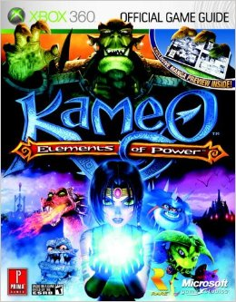 Kameo: Elements of Power Official Game Guide