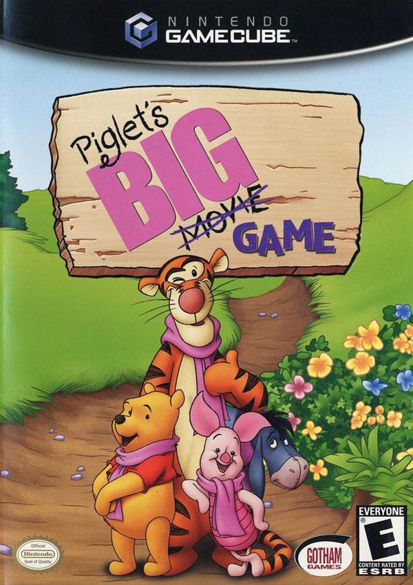 Piglet's Big Movie Game