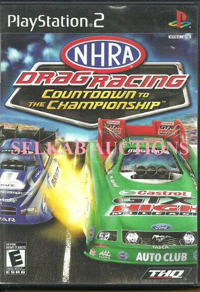 NHRA Drag Racing: Countdown to the Championship