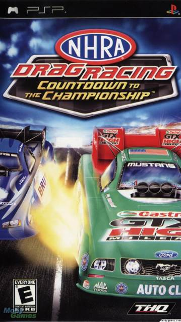NHRA Drag Racing: Countdown to the Championship 2007
