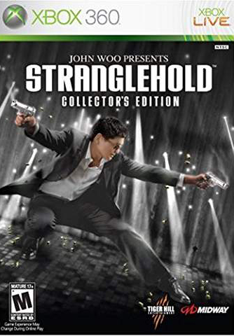 Stranglehold: Collector's Edition