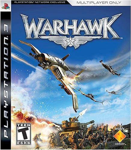 Warhawk w/ BlueTooth Headset