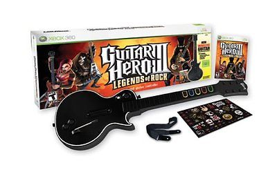 Guitar Hero III: Legends of Rock Wireless Guitar Bundle