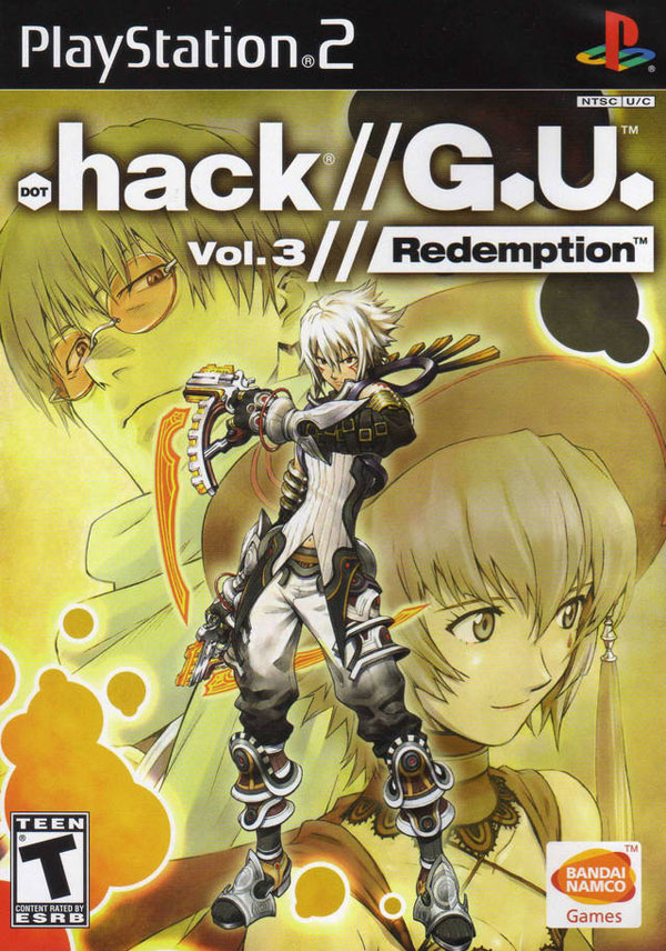 .Hack G.U. Volume 3 Redemption