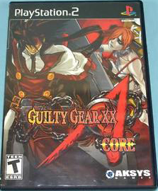 Guilty Gear XX: Accent Core