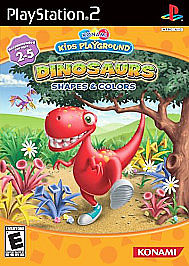 Konami Kids Playground: Dinosaurs Shapes & Colors
