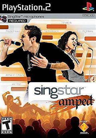 SingStar: Amped