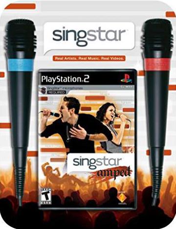 SingStar: Amped Bundle w/ Microphone