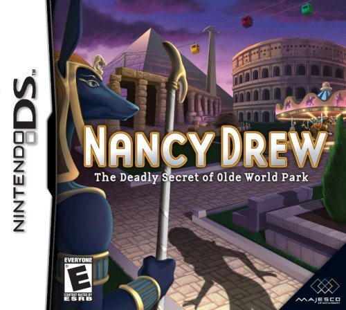 Nancy Drew: The Deadly Secret of the Olde World Park