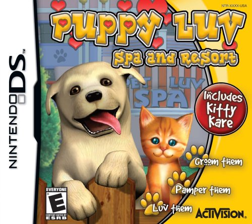 Puppy Luv: Spa & Resort Tycoon