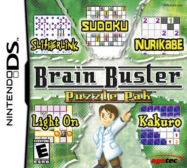 Brain Buster Puzzle Pack