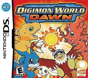 Digimon: World Dawn
