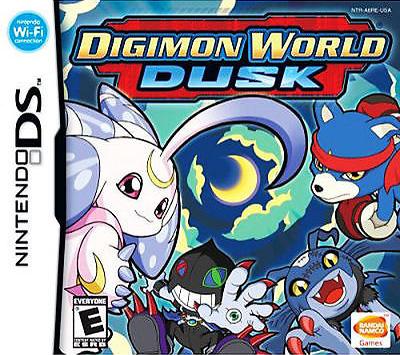 Digimon: World Dusk
