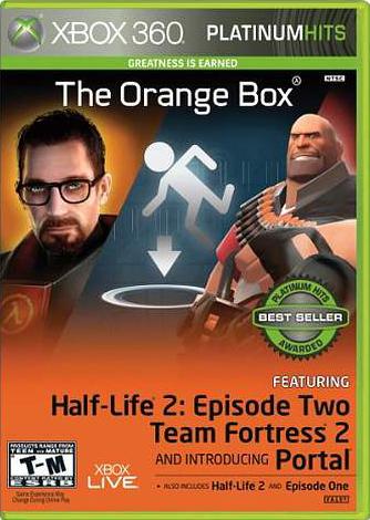 Orange Box: Half-life 2
