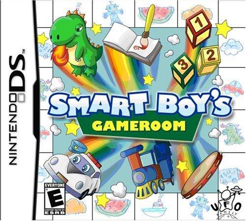 Smart Boys Gameroom
