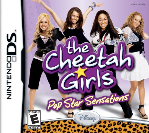 Cheetah Girls: Pop Star Sensation