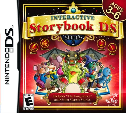 Interactive Storybook DS Series 2