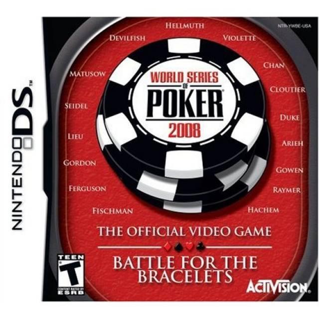 World Series Poker 2008