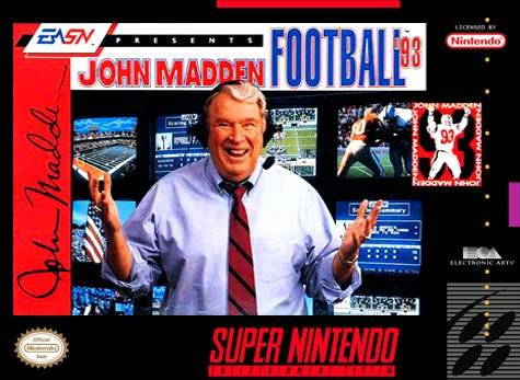 Madden Football '93