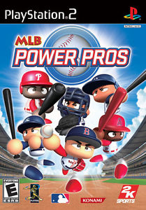 MLB: Power Pros