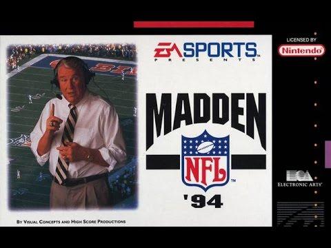Madden Football '94