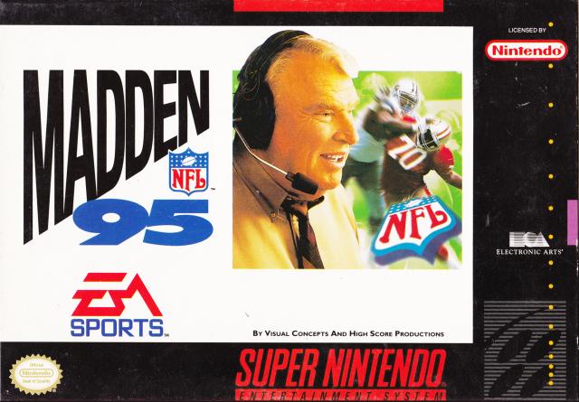 Madden Football '95