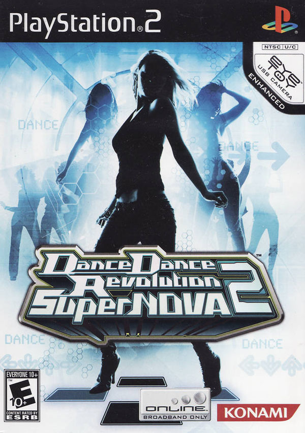 Dance Dance Revolution: Super Nova 2