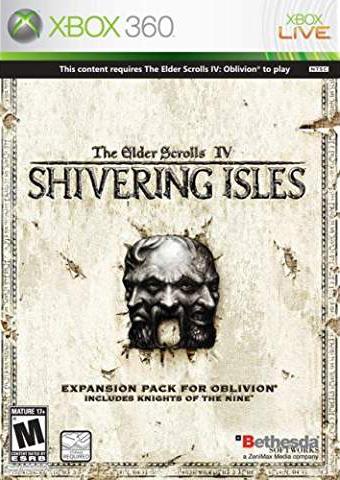 Elder Scrolls IV: Shivering Isles Expansion