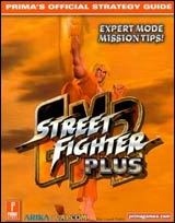 Street Fighter EX 2 Plus Official Strategy Guide