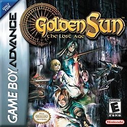 Golden Sun and Golden Sun The Lost Age Official Strategy Guide