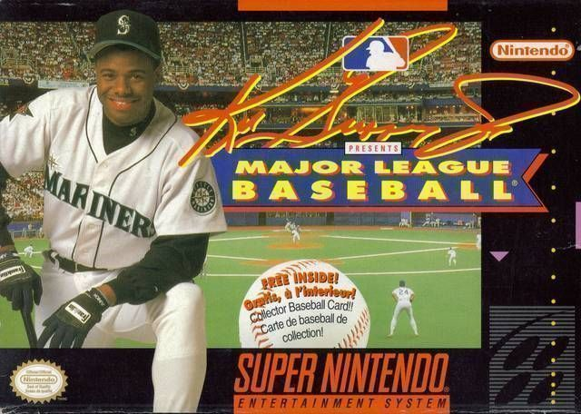 Ken Griffey Jr. Major League Baseball