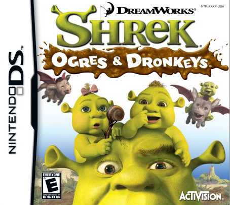 Shrek the Third: Ogres & Dronkeys