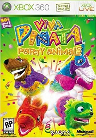 Viva Pinata: Party Animals