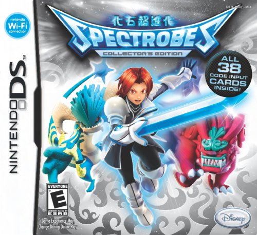 Spectrobes Collector's Edition