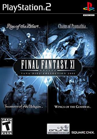 Final Fantasy XI: The Vana'diel Collection 2008