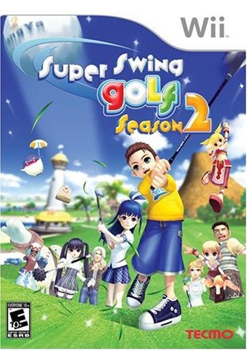 Super Swing Golf: Season 2