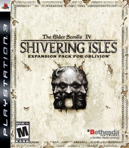 Elder Scrolls IV: Shivering Isles