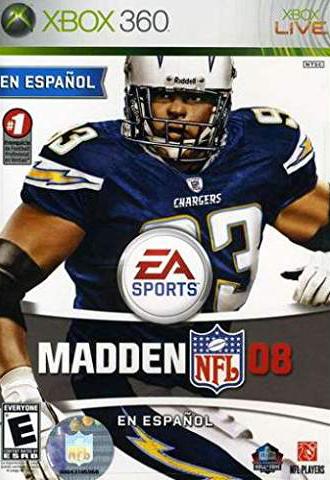 Madden NFL 08 en Espanol