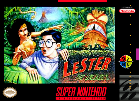 Lester the Unlikely