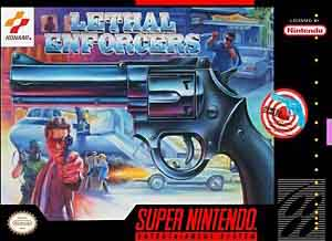 Lethal Enforcers With Gun