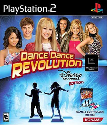 Dance Dance Revolution: Disney Channel Edition Bundle