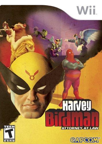 Harvey Birdman: Attorney at Law
