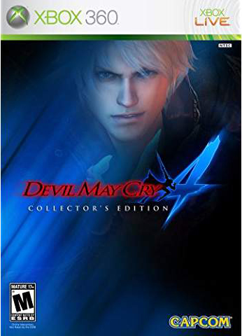 Devil May Cry 4: Collector's Edition