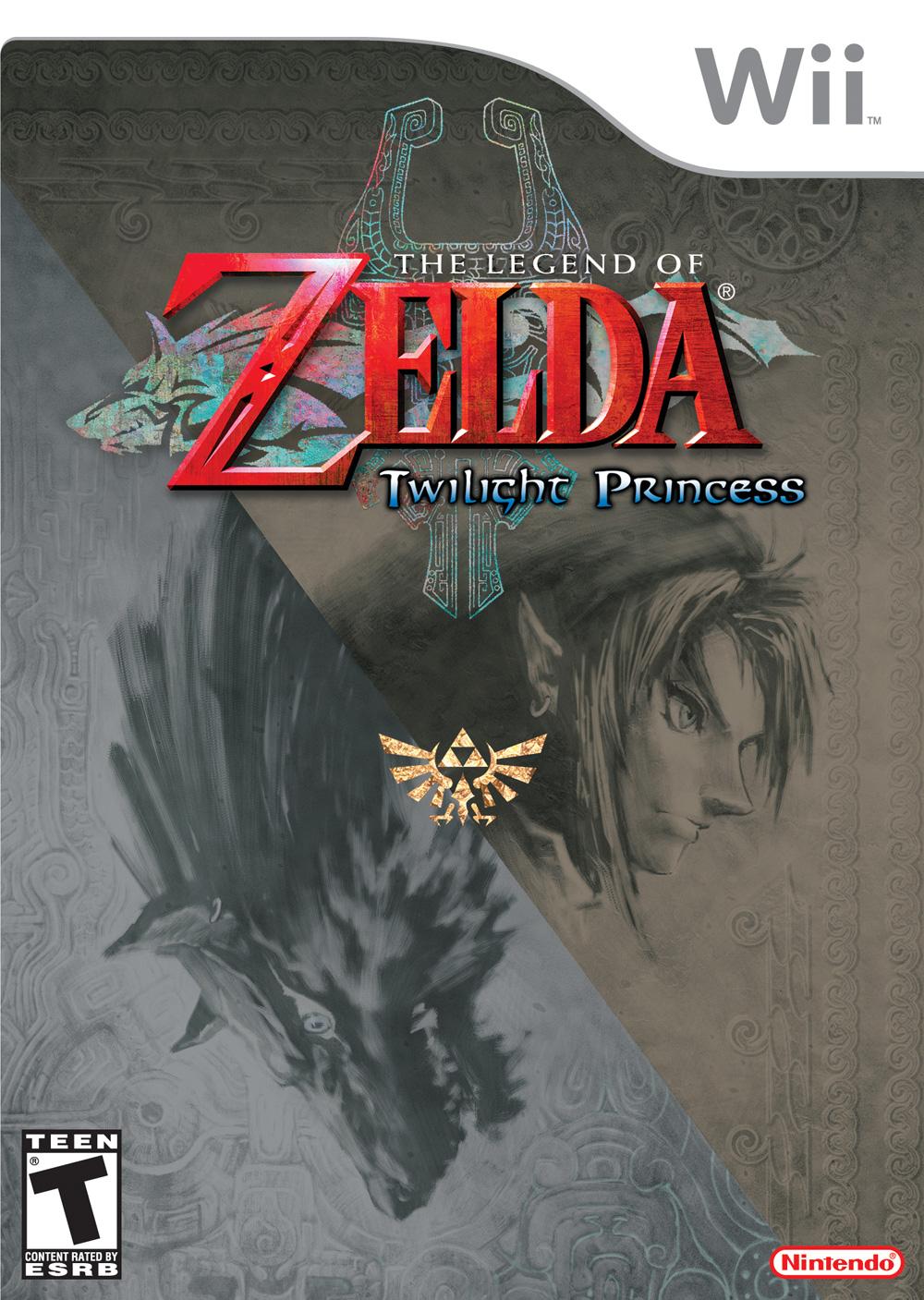 Legend of Zelda Twilight Princess Official Player's Guide