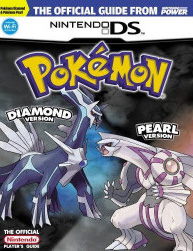 Pokemon Diamond & Pearl Version Official Player's Guide