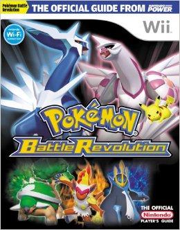 Pokemon Battle Revolution Official Player's Guide