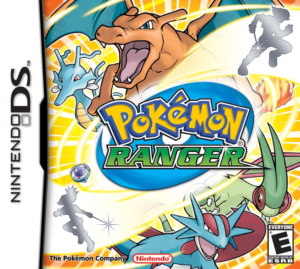 Pokemon Ranger Official Player's Guide
