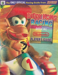 Diddy Kong Racing Official Player's Guide