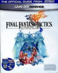 Final Fantasy Tactics Advance Official Player's Guide
